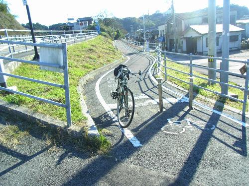 自転車の google maps 自転車 ルート : 高知安芸自転車道は、とても ...